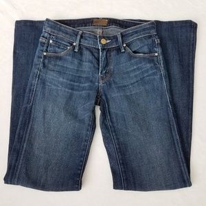 MOTHER THE WILDER LOVE POTION #9 Jeans Size 24